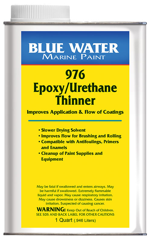976 Epoxy/Urethane Thinner