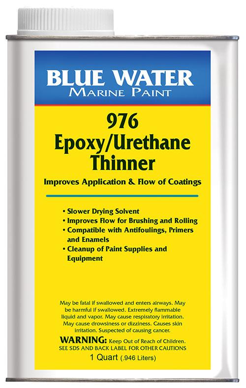 976 Epoxy/Urethane Thinner