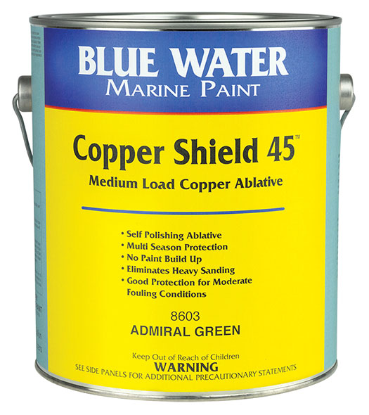 Copper Shield 45